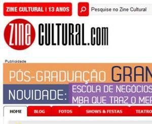Criação de Sites em Juiz de Fora Zine Cultural