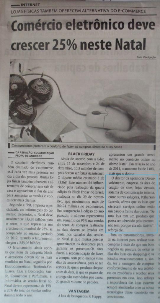 Diario Regional Criação de sites e lojas virtuais em juiz de fora