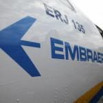 Embraer  Setor: Aéreo  Valor de mercado em 28 de fevereiro de 2014: R$ 15,3 bilhões  Quanto ganhou em valor de mercado em fevereiro: R$ 1,8 bilhão