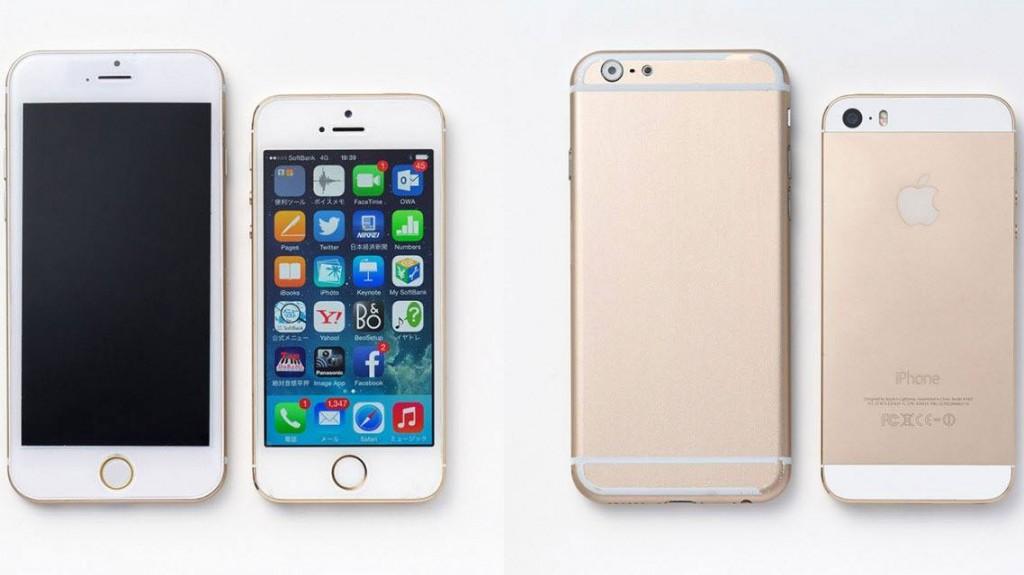 Iphone 6 cinco novidades