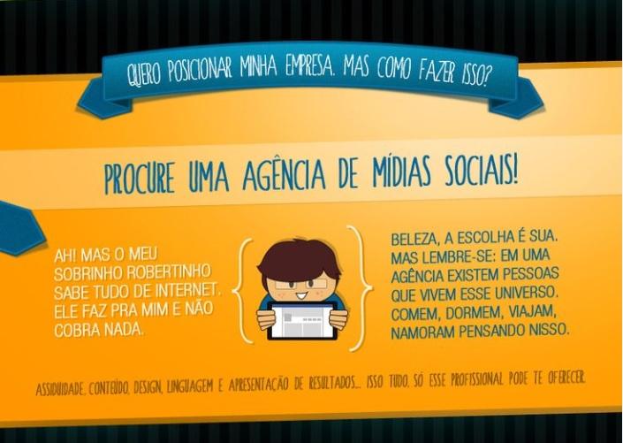 agencia de midias sociais